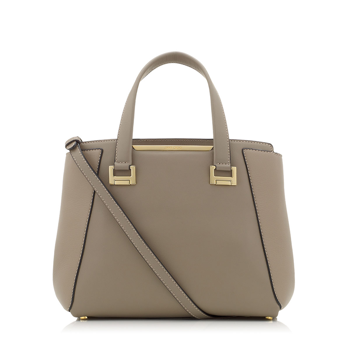 ALFIE Musk Soft Smooth and Soft Calf Leather Tote Bag